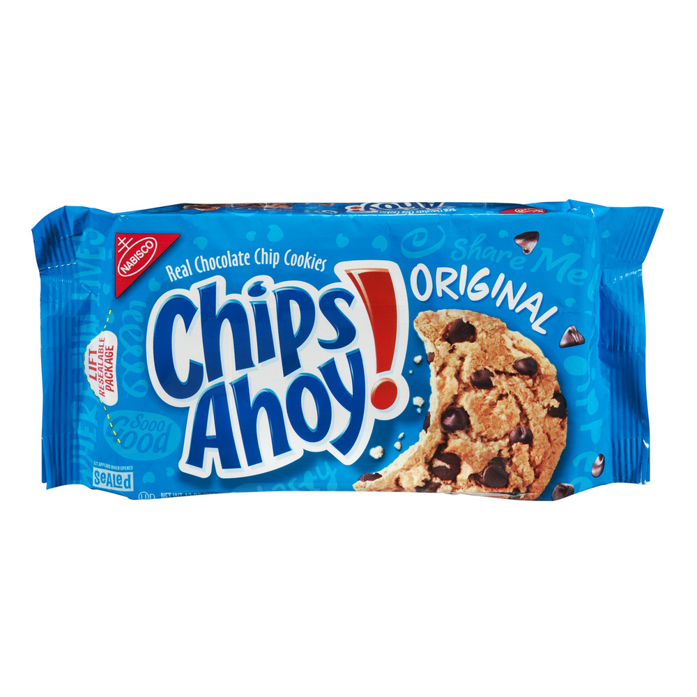 Nabisco Chips Ahoy! Chocolate Chip Cookies, 13.0 OZ