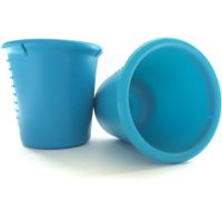 2-Pack Siliskin Cups (Teal)