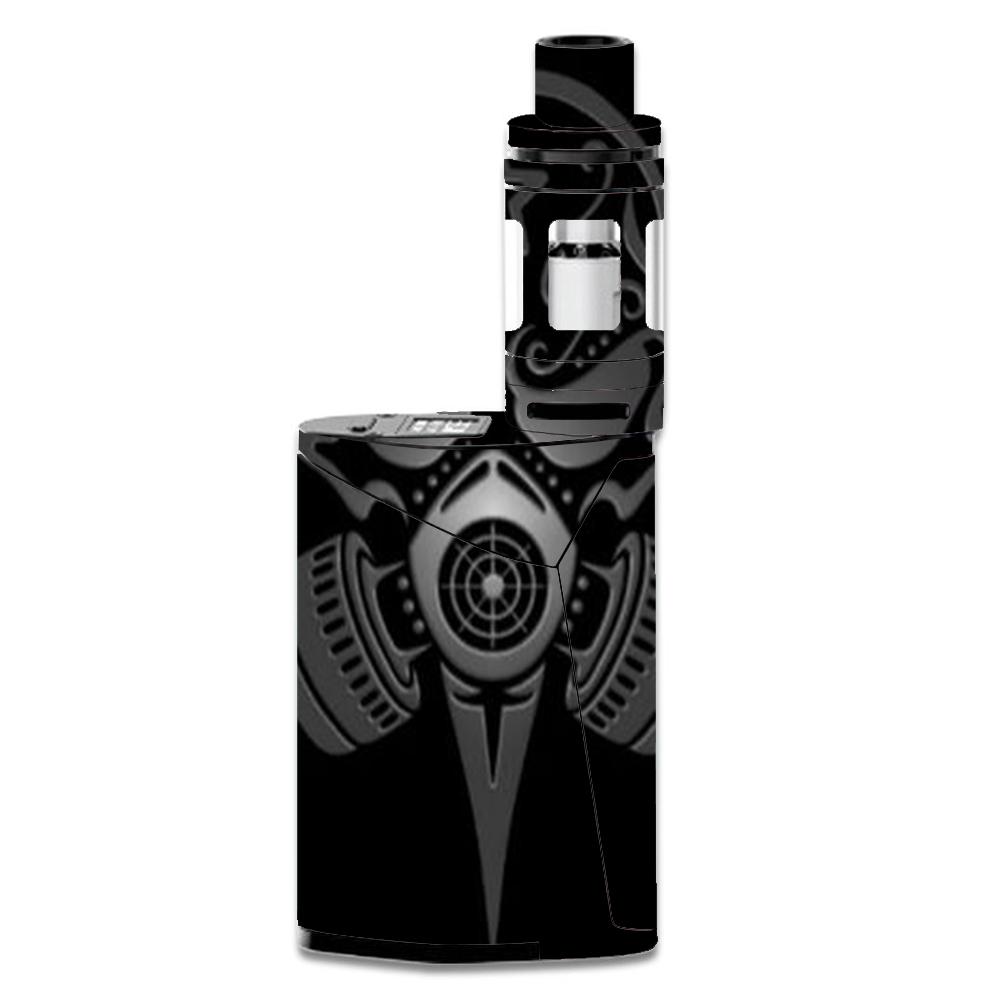 Skins Decals For Smok Gx350 Kit Vape Mod   Gas Mask by Itsaskin