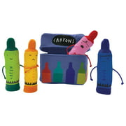 Day the Crayons Quit: The Day the Crayons Quit Finger Puppet Playset (Other)