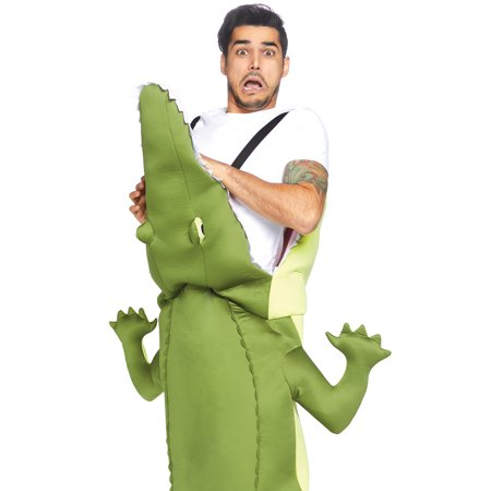 Man Eating Plant Costume (Leg Avenue Men's Man-Eating Alligator)