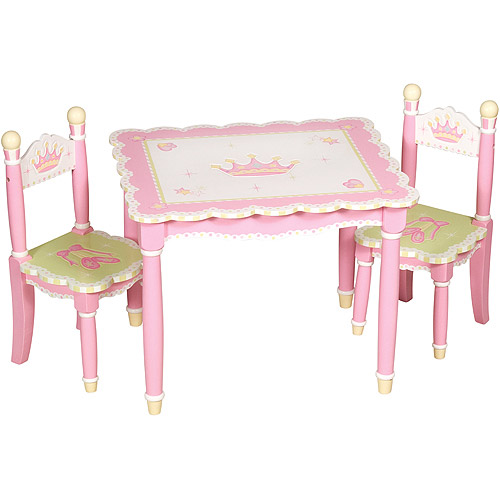 Guidecraft Swan Lake Pink Princess Table u0026 Chairs Set  sc 1 st  Walmart & Guidecraft Swan Lake Pink Princess Table u0026 Chairs Set - Walmart.com