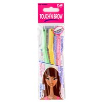 Kai Touch N Brow Razor For Women, Pack of 3