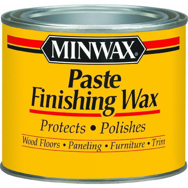 Finishing Paste Wax