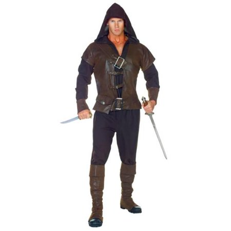 Costumes For All Occasions UR29430XXL Assassin Adult Xxl 48-50](Assassins Creed Costume Sale)