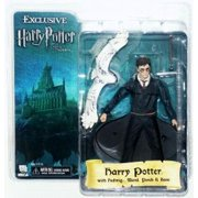 NECA The Order of the Phoenix Harry Potter Action Figure [With Hedwig]