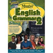 Standard Deviants: English Grammar, Vol. 2 by GOLDHIL HOME MEDIA INT L
