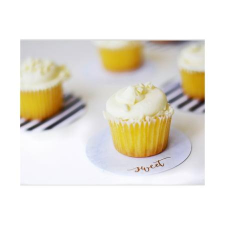 Pences Design Sweet Dessert Coasters, 6 Ct