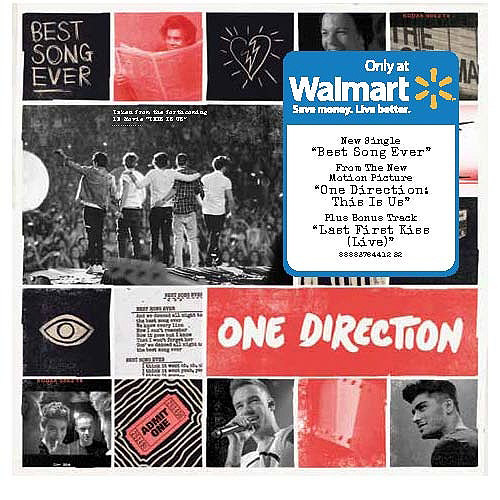 Best Song Ever (Walmart Exclusive)