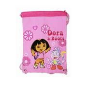 String Backpack - Dora the Explorer - Monkey - Cinch Bag New Girls Gift 31013