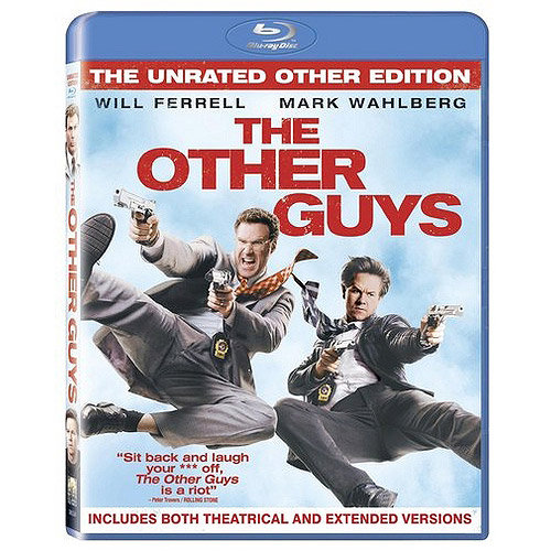 The Other Guys (Unrated) (Blu-ray) (With INSTAWATCH) (Widescreen)