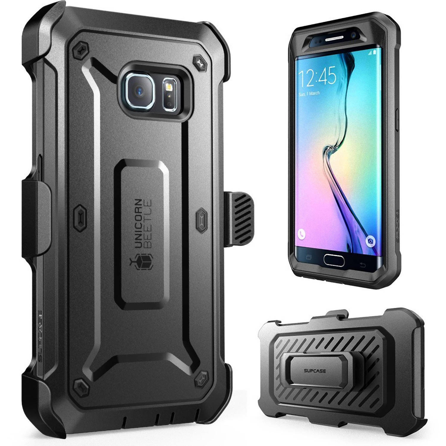 i-Blason SUPCASE Unicorn Beetle Pro Case for Samsung Galaxy S6 Edge
