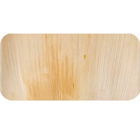 Bamboo Eco Party Rectangular Appetizer Plates - Easy Halloween Party Appetizers