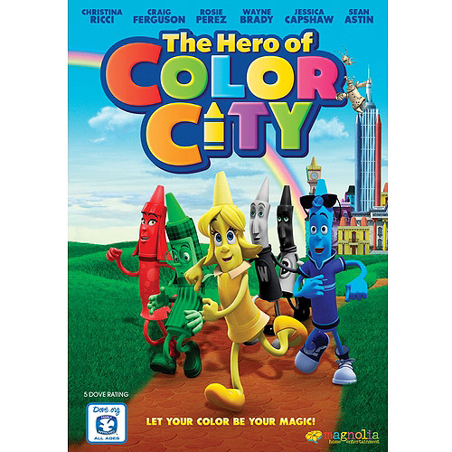 The Hero Of Color City (Widescreen)