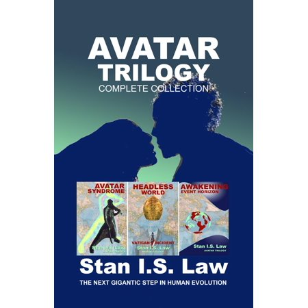 Avatar Trilogy (Complete collection e-Box Set) - eBook (Girl From Avatar)