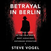 Betrayal in Berlin - Audiobook