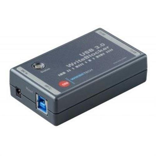 CRU DataPort WiebeTech USB 3.0 WriteBlocker w/ US Plug