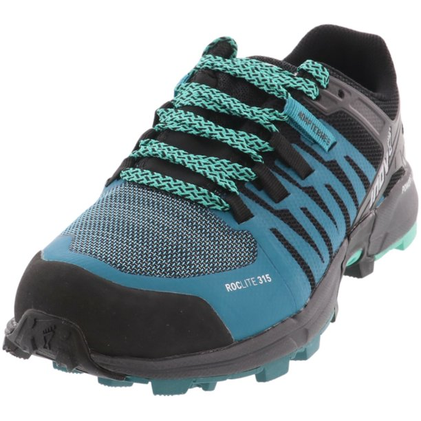 Inov-8 Women's Roclite 315 Teal / Black Ankle-High Trail Running - 11M