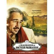 """The Imaginarium of Doctor Parnassus - movie POSTER (Style B) (27"""" x 40"""") (2009)"""