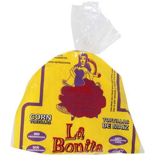 La Bonita Corn Tortillas, 24 oz