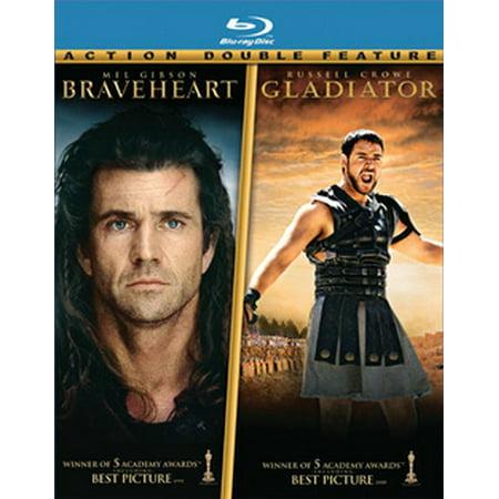 (Braveheart / Gladiator (Blu-ray))