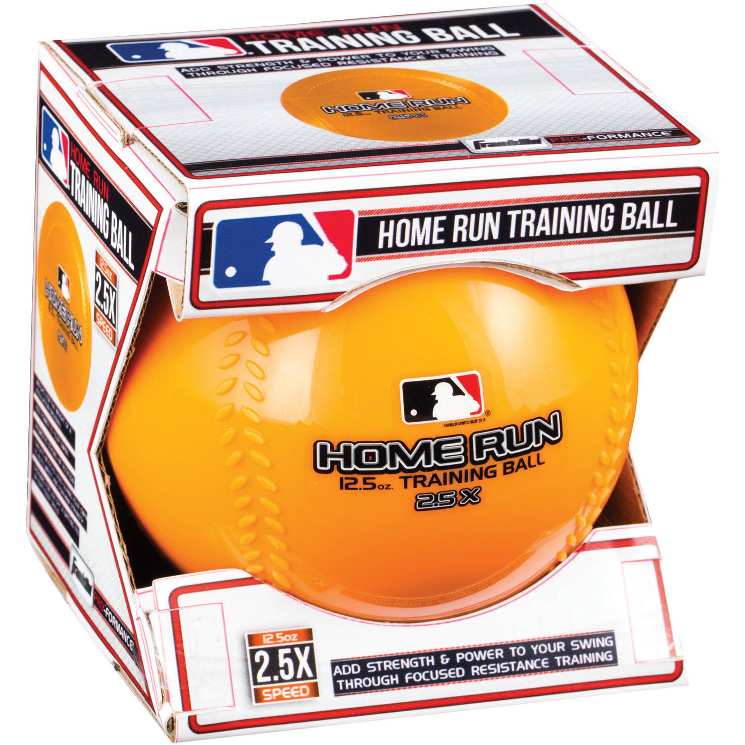 Franklin Sports MLB Home Run Training Ball 12.5-Ounce