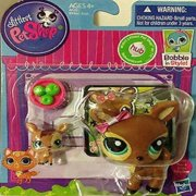 Littlest Pet Shop Deer & Baby Deer Figure