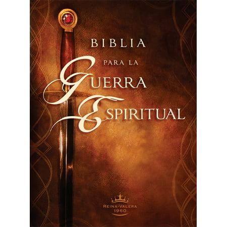 La Reina De Corazones Halloween (Biblia para la guerra espiritual : Prepárese para la guerra espiritual (Versión Reina Valera)