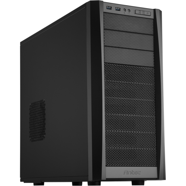 Antec Three Hundred Two Case, Black