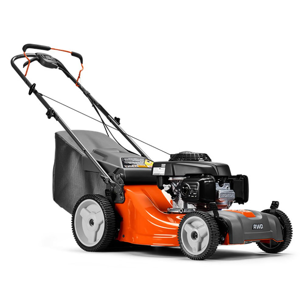 Husqvarna LC221R Walk Behind Mower w/ Kohler Engine and 21 Inch Cutting Width