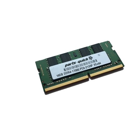 16GB DDR4 RAM Memory Upgrade for Dell Precision 15 3000, 15 5000, 15 7000, 17 7000 Series Notebook