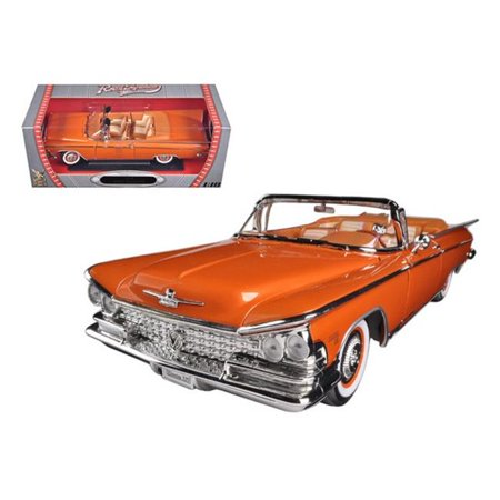 1959 Buick Electra 225 Convertible Red Diecast Model Car 1/18 by Road Signature Buick Electra 225 Car