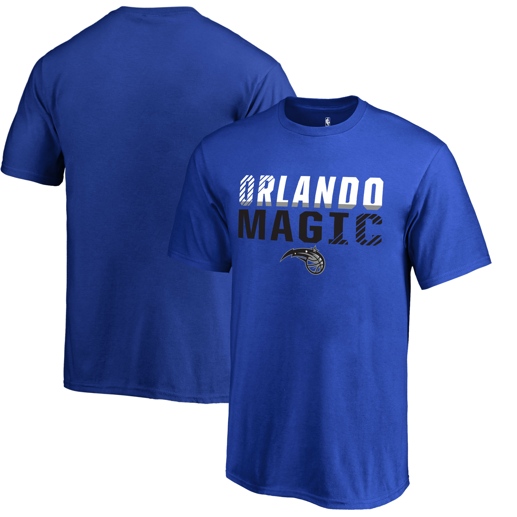 Orlando Magic Fanatics Branded Youth Fade Out T-Shirt - Blue