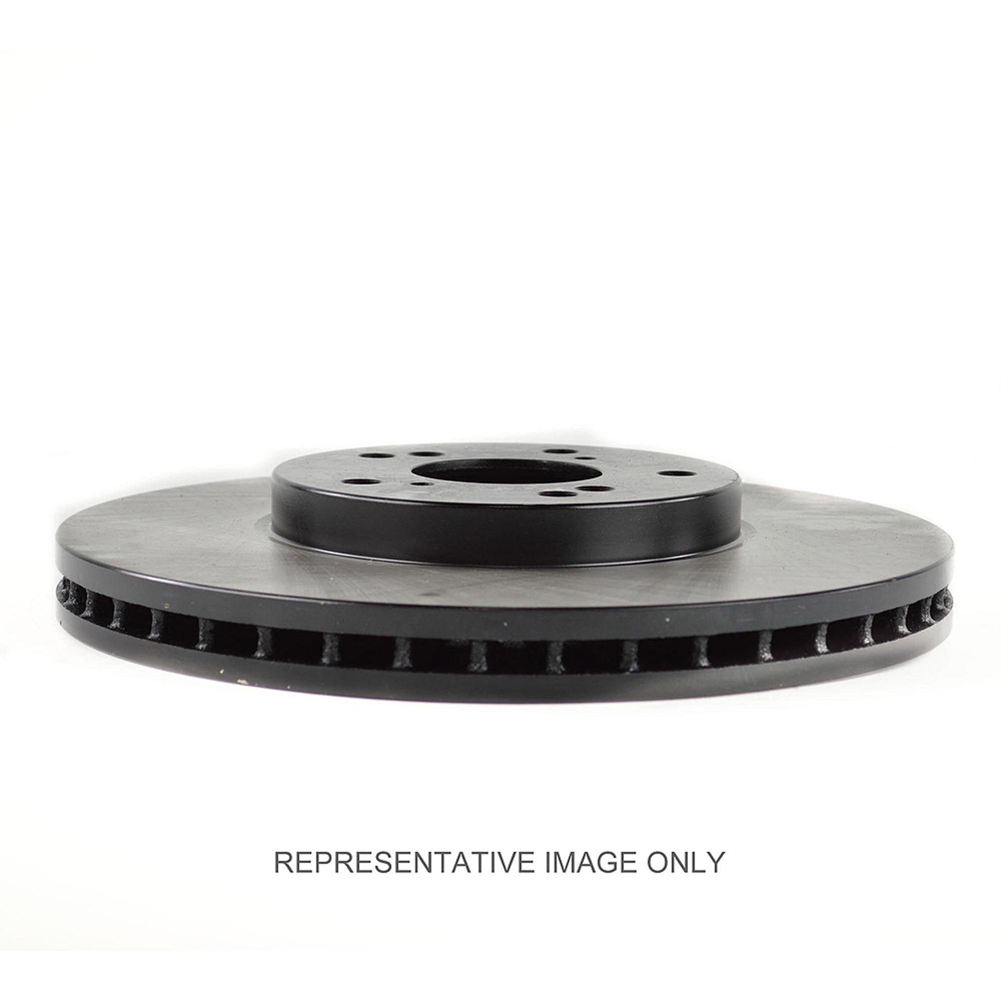 Centric Brake Rotor, #120-44112