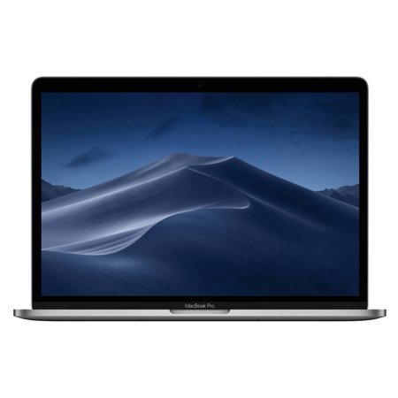 13-inch MacBook Pro with Touch Bar: 2.4GHz quad-core 8th-generation IntelCorei5 processor, 256GB - Space
