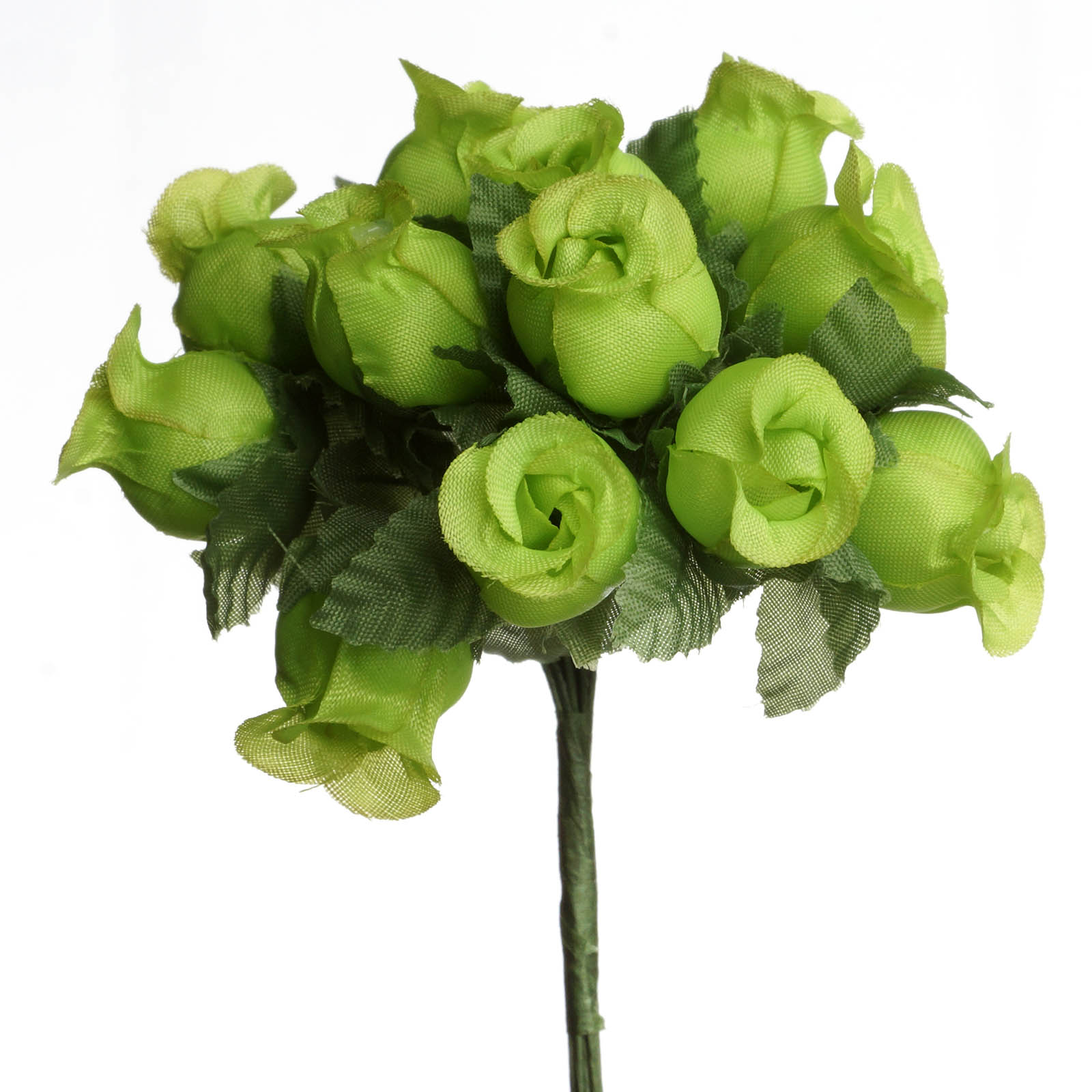 BalsaCircle 144 Craft Rose Buds - Mini Flowers for DIY Wedding Party Favors Decorations Supplies