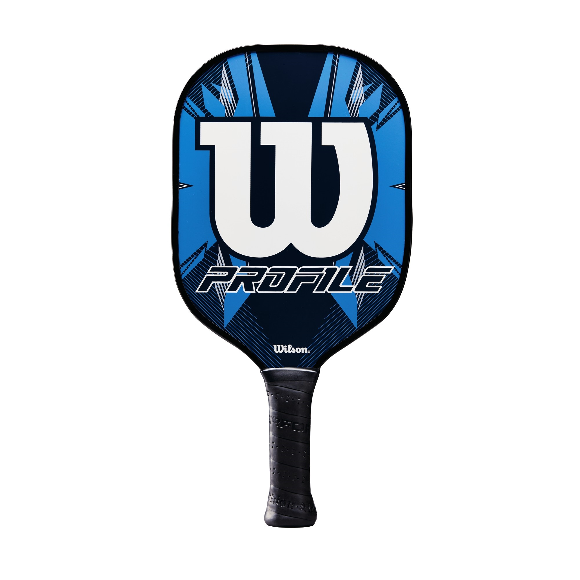 Wilson Profile Pickleball Paddle, Blue