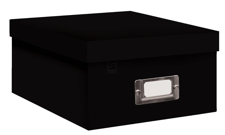 Superb Pioneer Photo Albums Photo Storage Box Black   B1BLK BL   Walmart.com
