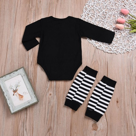 c94987d719e3 Mosunx - Mosunx Toddler Baby Girls Boys Letter Romper Leggings Halloween  Costume Outfits Set - Walmart.com