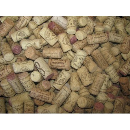 Assorted Wine Corks,130,Only Real Corks,No Synthetics - For Crafts Projects! - Halloween Crafts With Wine Corks