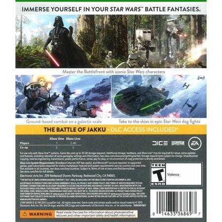 star wars battlefront for xbox one best buy video game. Black Bedroom Furniture Sets. Home Design Ideas