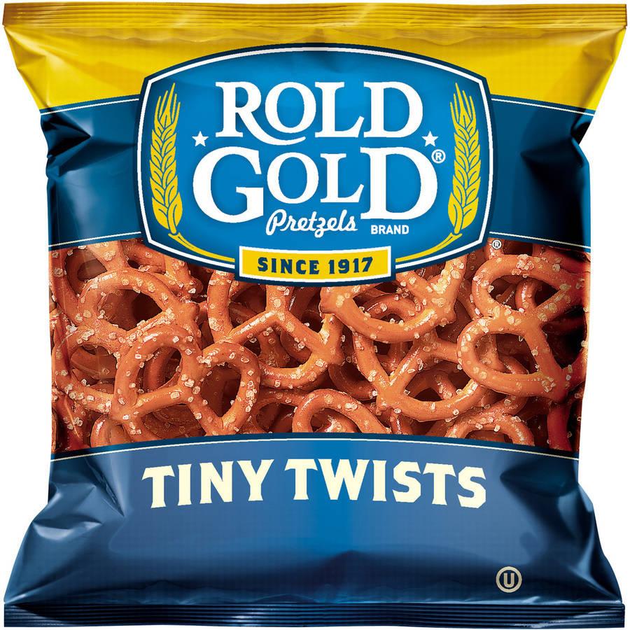 Rold Gold Tiny Twists Original Pretzels, 1 oz, 88 count