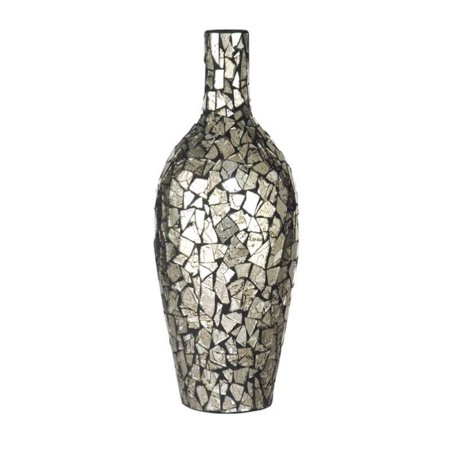 Dale Tiffany Silver Vase