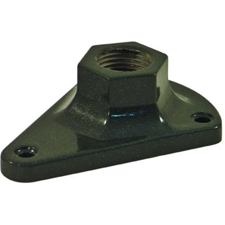 Dabmar Lighting P-MB-1-G Female Surface Mounting Aluminum Bracket, Green - image 1 de 1