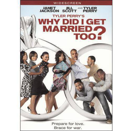 Tyler Perry's Why Did I Get Married Too? (With INSTAWATCH) (Widescreen)