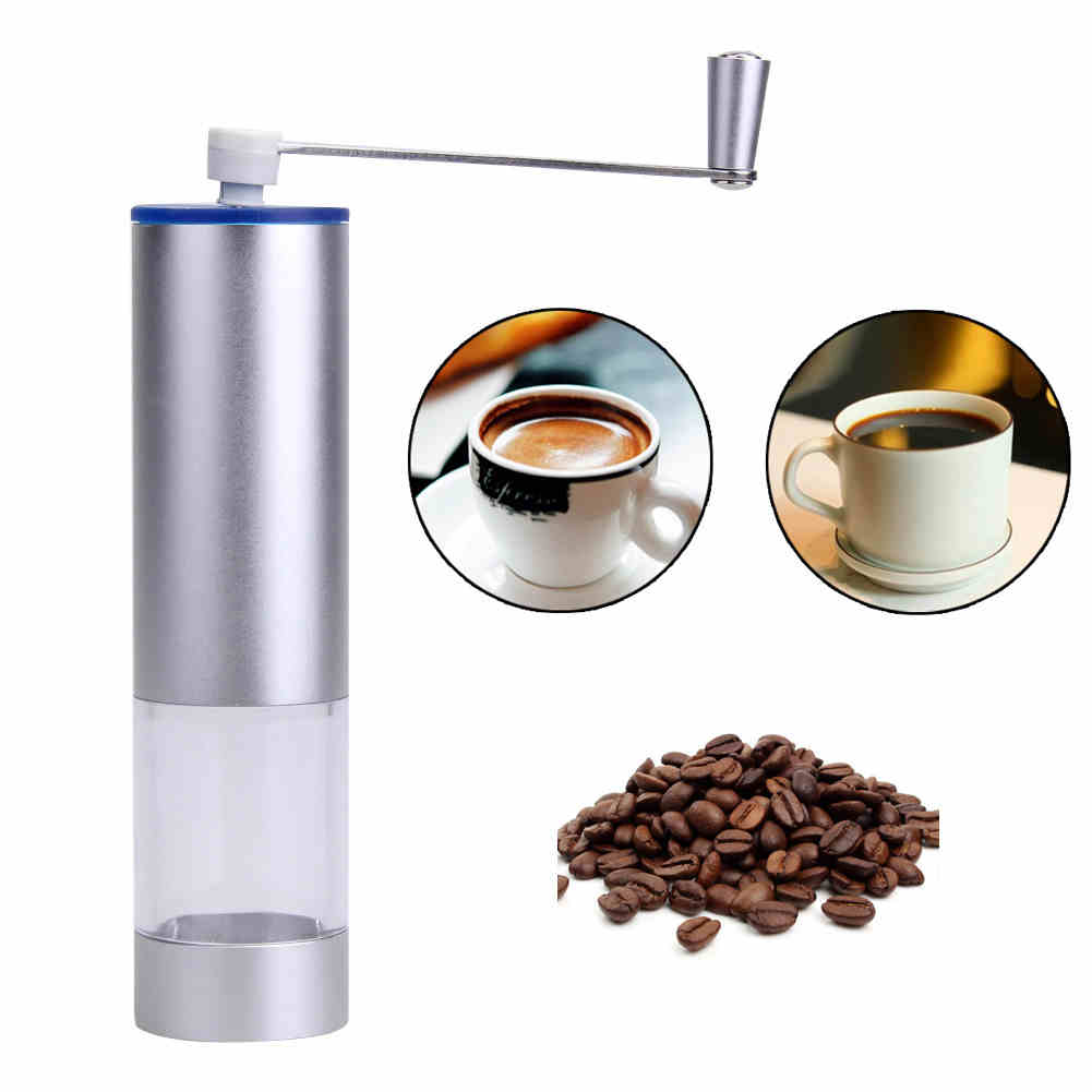 2017 Kuke coffee grinders ,Portable WEshable Manual Coffee Grinder ,Stainless Steel Coffee Grinder by