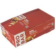 ProBar Bite Organic Snack Bar, Peanut Butter Crunch, 1.62 Oz, 12 Ct