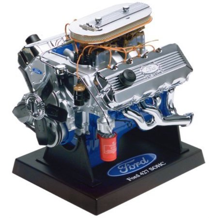 Revell Metal Body Ford 427 SOHC Engine Dodge Neon Sohc Engine