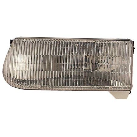95-01 Ford/Mercury Explorer/97 Mountaineer Driver Left Side Headlight Lamp (Mercury Mountaineer Headlight Headlamp)
