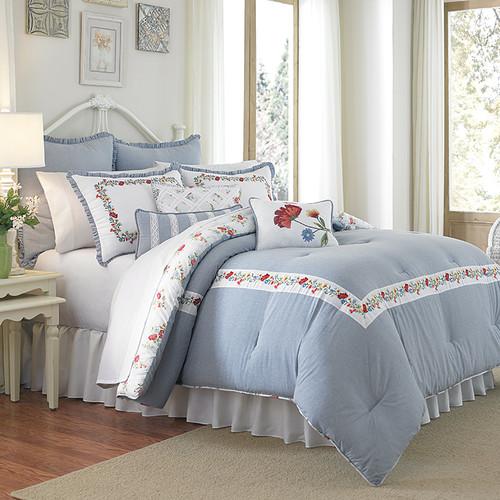 Mary Jane's Home Summer Dream 3 Piece Comforter Set